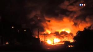 Le 20 heures du 8 juillet 2013 : Explosion au Qu�c : Lac-M�ntic sous le choc - 844.2209999999999
