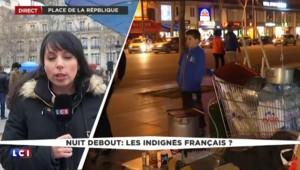 #NuitDebout : 7e nuit d'occupation de la place de la République, le mouvement s'étend à la France