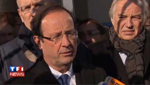 """Propos de Guéant : Hollande veut """"apporter des réponses, d'autres des problèmes"""""""