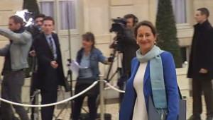 ségolène royal PS gouvernement ministre Matignon