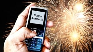 SMS de bonne année.