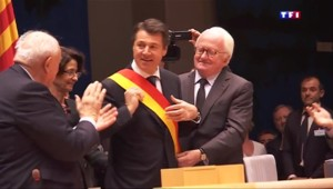 PACA : Christian Estrosi, investi à la tête de la région, tend la main aux socialistes