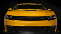 Saleen Mustang S302 Black Label 2015