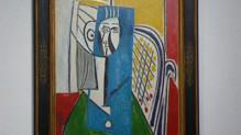 """""""Sylvette"""", tableau de Picasso"""