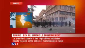 Tunisie : Duflot met en cause Paris