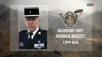 L'adjudant-chef Franck Bouzet a été touché mortellement mardi en Afghanistan. Il a été pris dans un accrochage en Kapisa, une province où les insurgés sont encore très actifs. L'émotion est grande chez les chasseurs alpins de Chambéry dont il faisait partie.