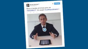 Vendredi matin, Nicolas Sarkozy a répondu à de nombreuses questions sur Twitter.