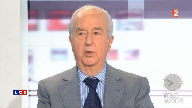 """Balladur: le chef de l'UMP a de """"bonnes chances"""" d'être son candidat à l'Elysée"""