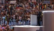 Course à la Maison Blanche : Obama adouble Clinton, et fustige Trump