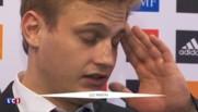 "France-Angleterre (21-31) : ""On espérait mieux"", affirme Maxime Machenaud"