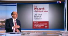 """Le 20 heures du 2 juin 2015 : Eric Woerth : """"On a besoin de retrouver de la crédibilité politique"""" - 1652"""