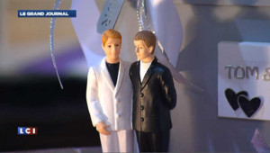 Le mariage gay s'invite au Salon du mariage