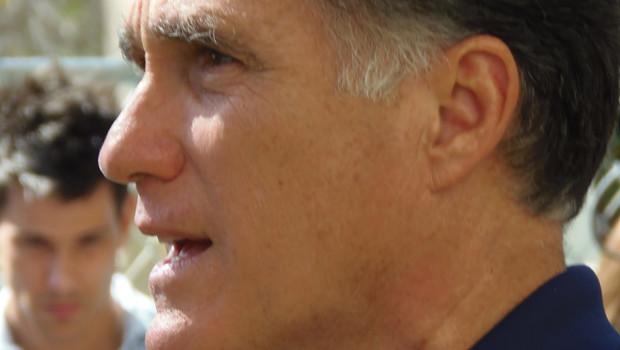 Mitt Romney, le 31/1/12