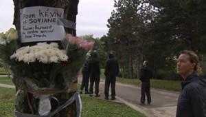 Un message appelant à l'apaisement a été lu lundi aux élèves du lycée Marie Curie d'Echirolles, où avaient été scolarisés Sofiane et Kevin, tués vendredi soir lors d'une rixe.