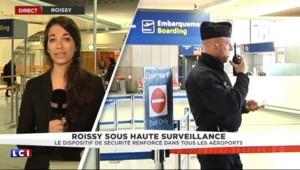 Attentats de Bruxelles : sécurité légèrement renforcée à Roissy