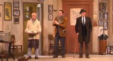 Le 13 heures du 29 janvier 2015 : Jacques Balutin et Daniel Prévôt affrontent leurs égos de star au théâtre - 1697.151