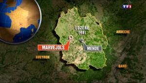 Le 20 heures du 2 juin 2015 : En Lozère, Marvejols sous le choc - 1428