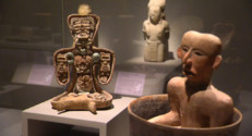 Le 20 heures du 29 octobre 2014 : A la d�uverte des Mayas au Quai Branly - 1978.929