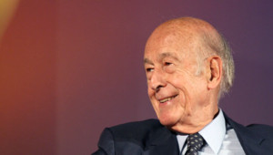 VGE Valéry Giscard-d'Estaing