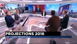 """2016 année présidentielle : """"Celui qui est en position de force, c'est François Hollande"""""""