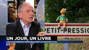 """""""Entre deux mers"""" d'Axel Kahn : """"La France va mieux qu'on ne le pense"""""""