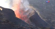 Le 20 heures du 22 mai 2015 : La Réunion : le Piton de la Fournaise en éruption, un spectacle époustouflant - 1515
