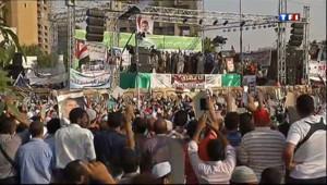 Le 20 heures du 8 juillet 2013 : Egypte : le pays va- t-il sombrer dans la guerre civile ? - 1134.0520000000001