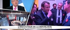 Montebourg, Macron, Philippot... y a-t-il du Chevènement en eux ? L'intéressé répond