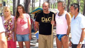 camping Franck Dubosc