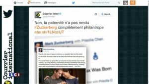 Facebook : Zuckerberg lègue 99% de ses actions, coup de com' ou réelle philanthropie ?