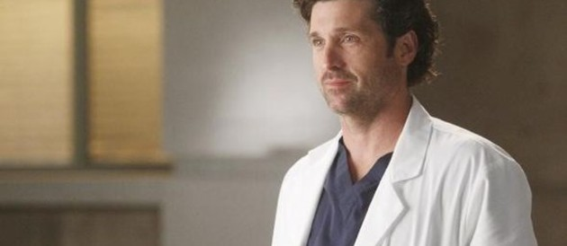 Grey&#039;s Anatomy - Saison 8 Episode 5. Srie cre par Shonda Rhimes en 2005. Avec : Ellen Pompeo, Patrick Dempsey, Sandra Oh et Justin Chambers