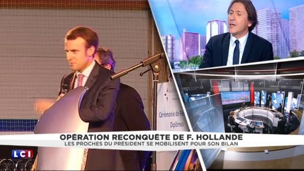 """""""Hé ho la gauche"""" : Macron pas """"invité""""... à cause de son mouvement """"En marche"""" ?"""