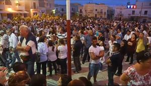 Le 13 heures du 5 octobre 2013 : Naufrage de Lampedusa : retour sur le drame - 293.4574317169189
