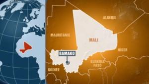 mali carte bamako