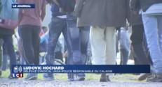 Rixes à Calais: Un contingent de 100 policiers et gendarmes en renfort