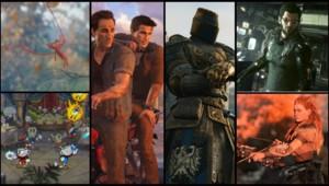 Unravel, Cuphead, Uncharted 4, For Honor, Deus Ex Mankind Divided ou encore Horizon Zero Dawn devraient illuminer 2016