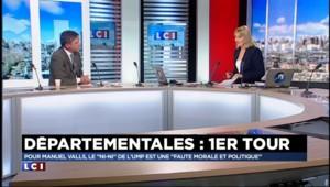 Le politologue Stéphane Rozès pointe du doigt une erreur stratégique du PS