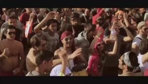 Les Dunes Electroniques font danser les festivaliers dans le désert tunisien
