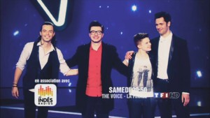 Los, Nuno, Olympe et Yoann Frget : qui sera The Voice samedi ?
