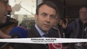 Macron Capture