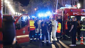 Nice attentat Promenade des Anglais