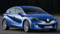 Renault Mégane by Theophilus Chin