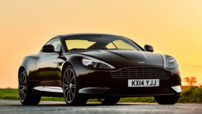 Aston Martin DB9 Carbon Edition 2013