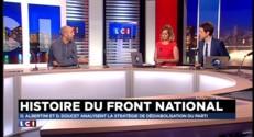 """Crise au FN : """"Souvent, Marine Le Pen boude et ne répond plus à son père"""""""