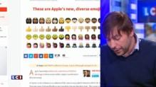 Des nouveaux smiley dans les appareils d'Apple
