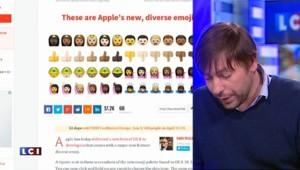 Des nouveaux smileys dans les appareils d'Apple