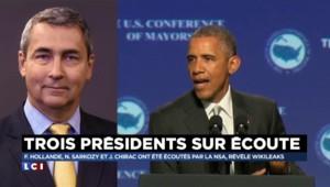 Ecoutes de la NSA : Washington assure ne pas écouter les communications de Hollande