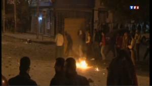 Egypte : le palais présidentiel assiégé