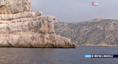 Le 13 heures du 29 mars 2015 : Zoom sur «de Menton à Marseille» : les secrets des calanques - 1438.0832231445318