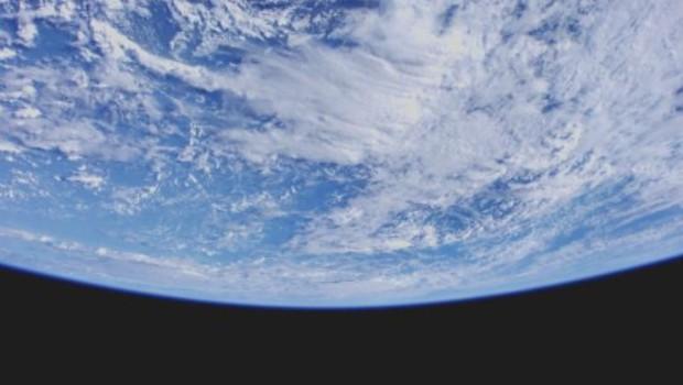 nasa Terre filmée en 4K très haute définition